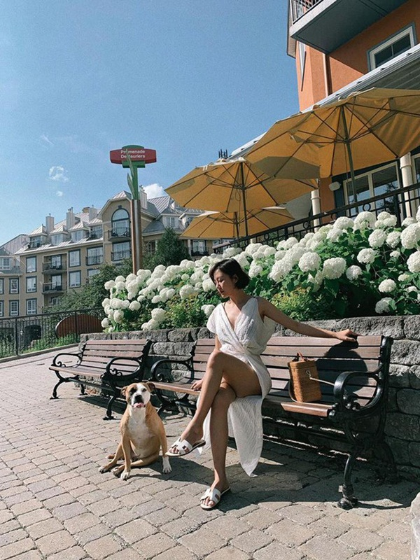 Vẻ sexy đến nghẹn thở của Văn Mai Hương - nữ ca sĩ đang được cả showbiz đứng ra bảo vệ-5