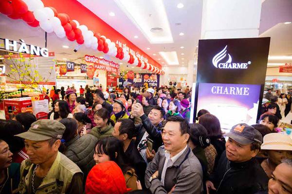 Vincom đầu tiên ở Nghệ An khai trương đón mừng năm mới 2020-1