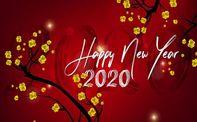 Những câu chúc Tết Dương lịch 2020 hay và lãng mạn dành cho người yêu-1
