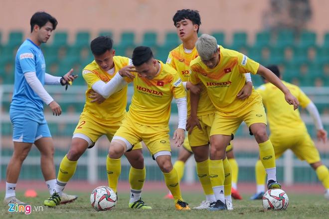 HLV Park sẽ loại 2 cầu thủ nào trước U23 châu Á 2020-1