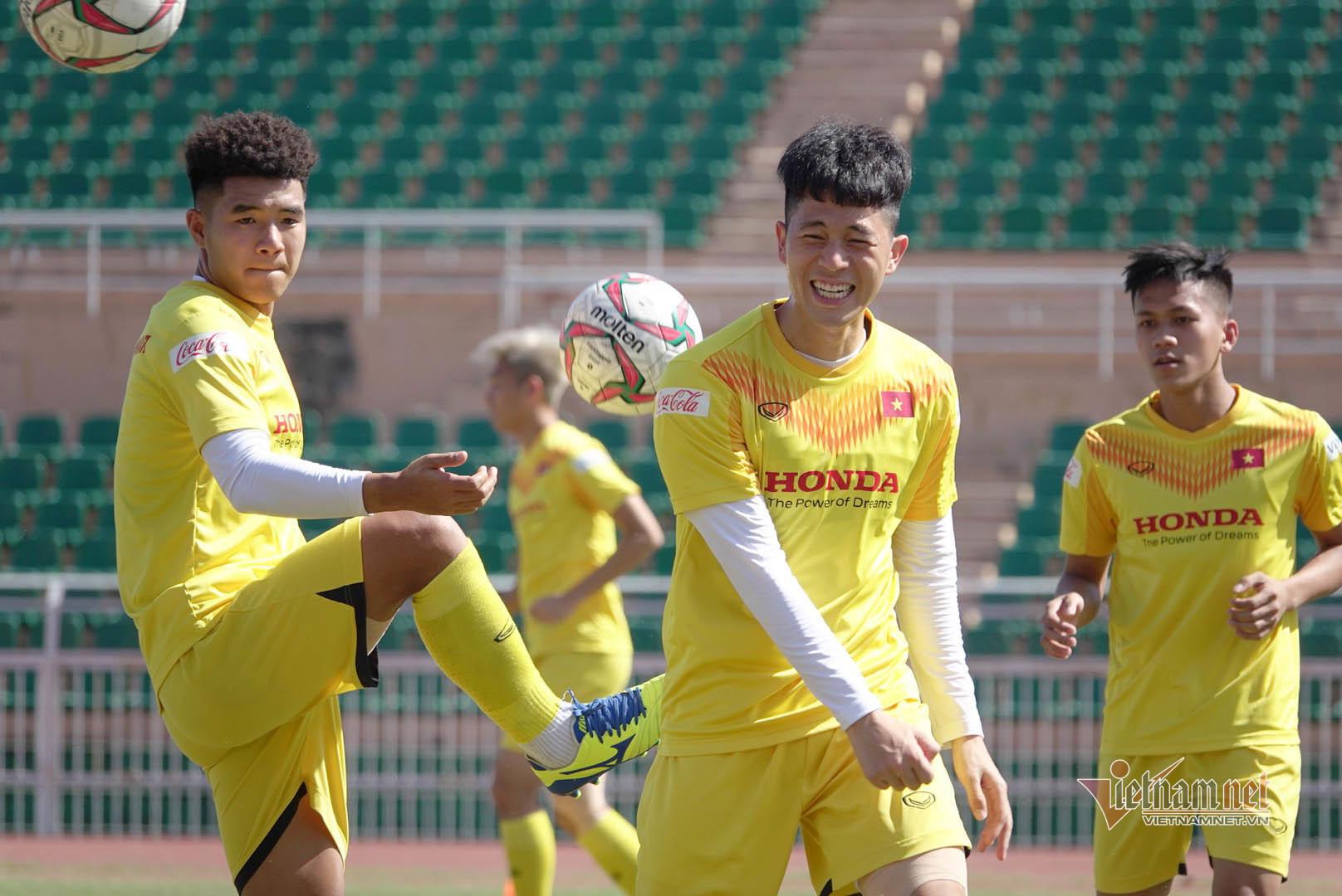 Sao U23 Việt Nam đáp cực gắt Messi Thái sau lời khiêu chiến-4