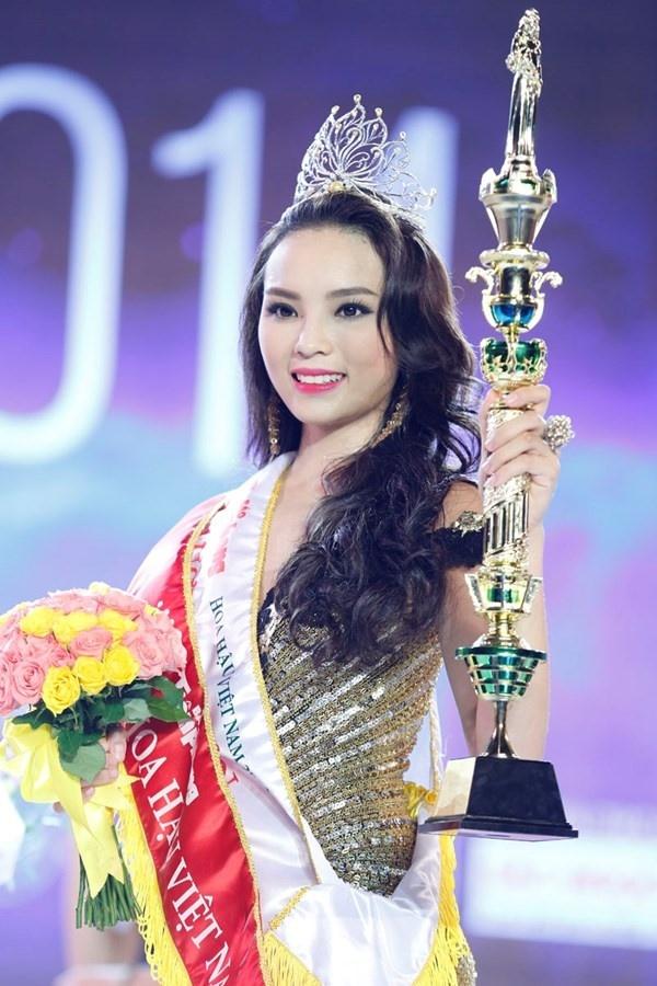 Những hoa hậu Việt nổi bật 10 năm qua-12