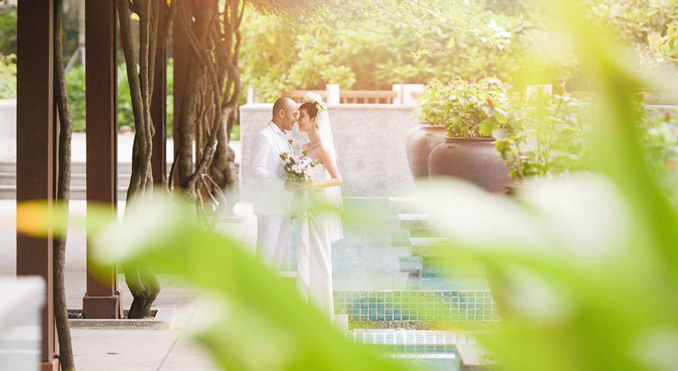 Bị đồn hẹn hò với Quốc Trường vậy mà hôm nay Xuân Lan đã bí mật tổ chức đám cưới siêu lãng mạn với chú rể là Việt kiều Mỹ-7