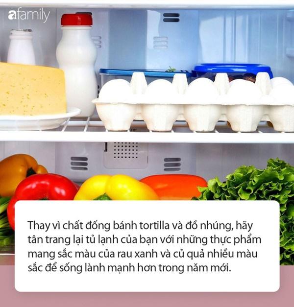 Muốn thon thả, dáng đẹp da xinh, tủ lạnh nhà bạn không thể không chứa 8 loại thực phẩm này!-1
