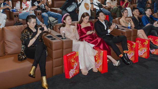 """Gil Lê và Hoàng Thùy Linh giữ khoảng cách khi cùng dự sự kiện nhưng vẫn để lộ dấu vết"""" chung-1"""