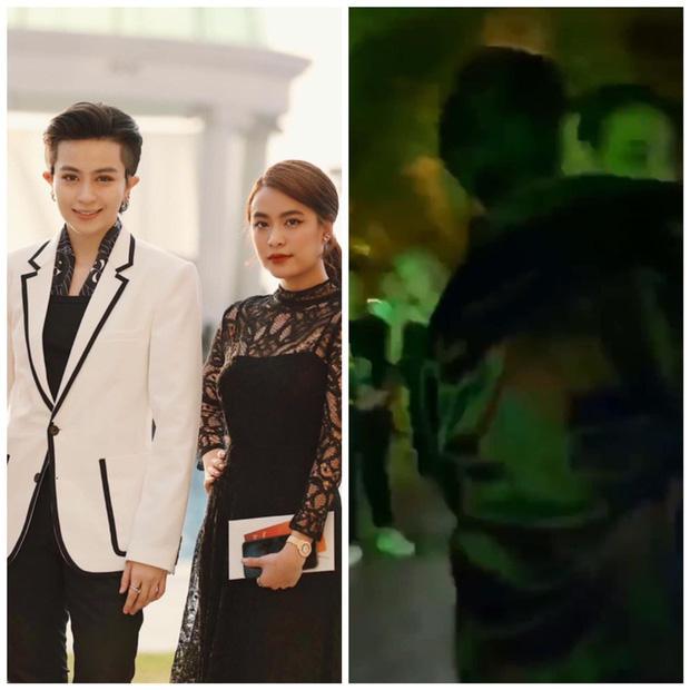 """Gil Lê và Hoàng Thùy Linh giữ khoảng cách khi cùng dự sự kiện nhưng vẫn để lộ dấu vết"""" chung-6"""