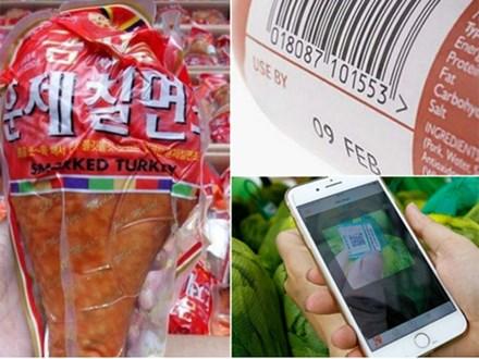 Từ vụ triệt phá 25 tấn đùi gà tây hun khói Hàn Quốc, đây là kỹ năng sẽ giúp bạn phát hiện hàng bị dập lại date, hàng quá hạn sử dụng