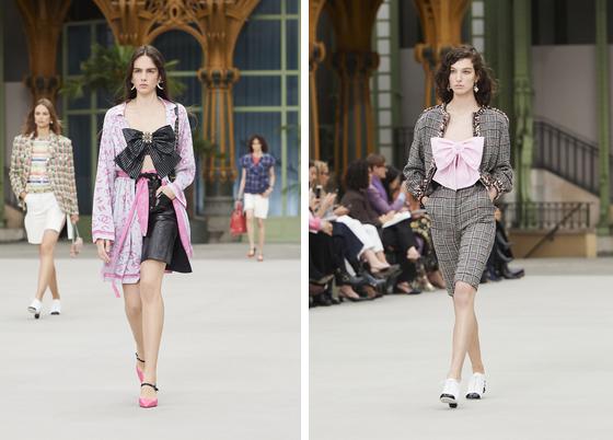 """Chiếc áo nơ hot nhất lúc này đã khiến Phượng Chanel bất chấp dù đụng"""" từ Jennie, Liu Wen tới Châu Bùi-4"""
