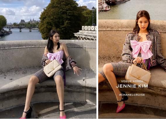 """Chiếc áo nơ hot nhất lúc này đã khiến Phượng Chanel bất chấp dù đụng"""" từ Jennie, Liu Wen tới Châu Bùi-5"""