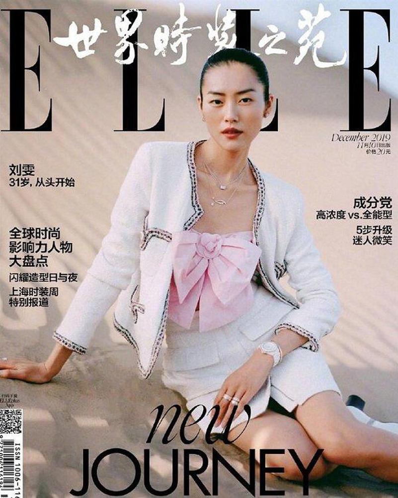 """Chiếc áo nơ hot nhất lúc này đã khiến Phượng Chanel bất chấp dù đụng"""" từ Jennie, Liu Wen tới Châu Bùi-7"""