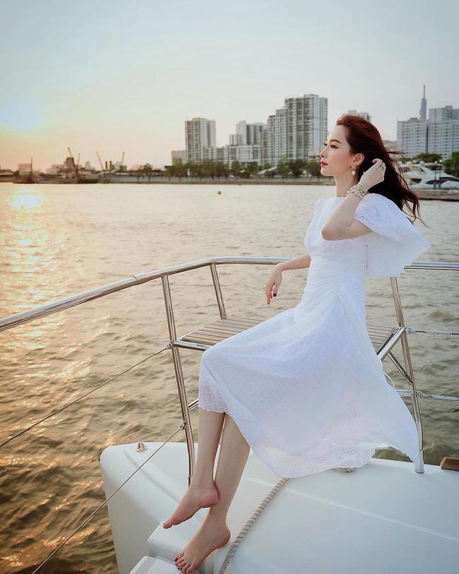 Xuất thân bình dân nhưng làm dâu nhà hào môn, Hoa hậu Đặng Thu Thảo 2 năm qua sở hữu cuộc sống hưởng thụ đáng mơ ước ra sao?-4