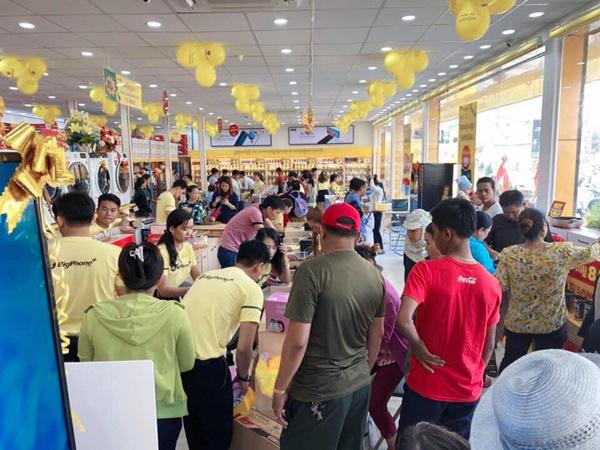 Năm 2020, Bigphone+ của Thế Giới Di Động nhắm đích dẫn đầu thị trường điện máy Campuchia-2