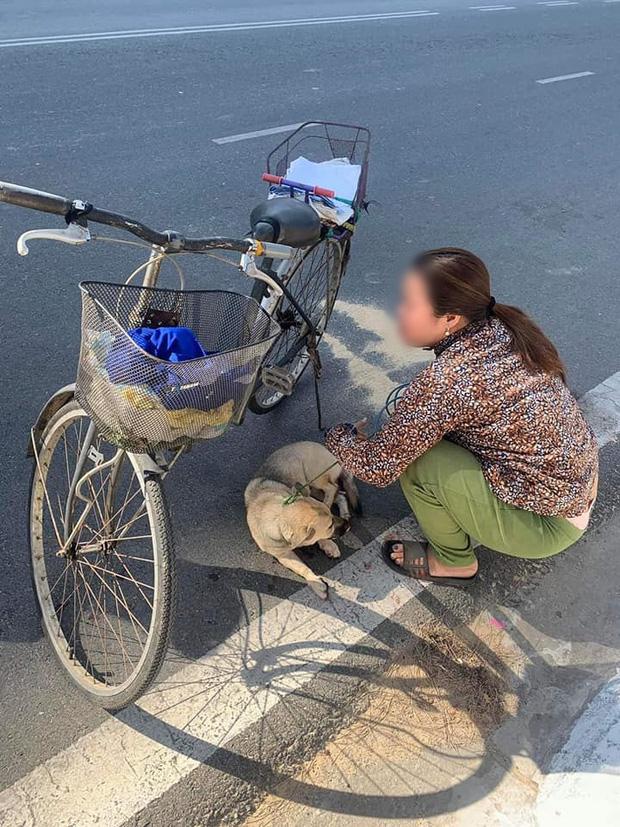 Xuất hiện clip người đàn ông kéo lê chú chó hàng trăm mét, con vật nhỏ bê bết máu trên đường khiến nhiều người phẫn nộ-4