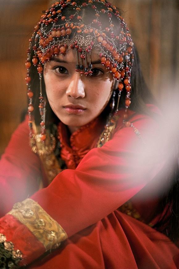 Khoe sắc với bộ ảnh cổ trang, Hoàng Yến Chibi gây tranh luận là đang hóa Tiểu Yến Tử hay Hàm Hương-5