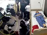 Kinh hoàng: Người phụ nữ đi ngoài đường bị chó Pitbull xông tới cắn nát tay ở Quảng Nam-2