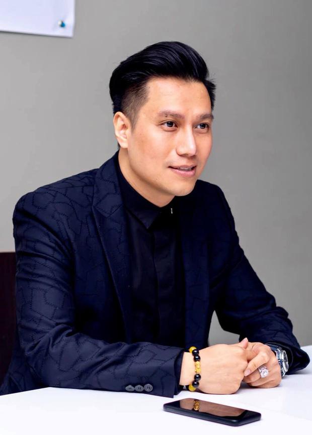 """Dàn mỹ nam VTV hiếm hoi hội ngộ chung khung hình: Ai cũng điển trai, nhan sắc dao kéo"""" của Việt Anh gây chú ý-3"""