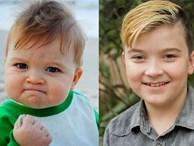 Cuộc sống hiện tại của 'cậu bé ảnh chế' đình đám một thời: Gia đình gặp biến cố, nhờ một bức ảnh mà cứu sống được bố