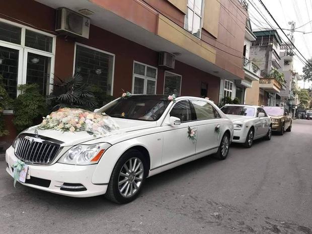Xôn xao đám cưới bạc tỷ của con nhà đại gia ở Quảng Ninh: Đón dâu bằng xế hộp Maybach, thực đơn toàn sơn hào hải vị-5