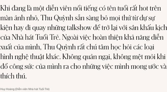 Thu Quỳnh - Từ người mẹ đơn thân bị phản bội đến nữ diễn viên xuất sắc của màn ảnh Việt-16