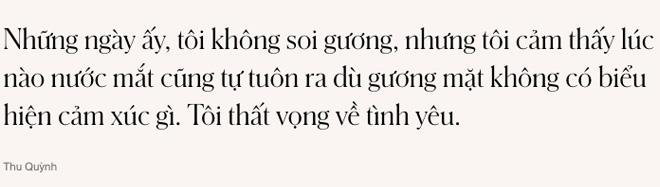 Thu Quỳnh - Từ người mẹ đơn thân bị phản bội đến nữ diễn viên xuất sắc của màn ảnh Việt-5