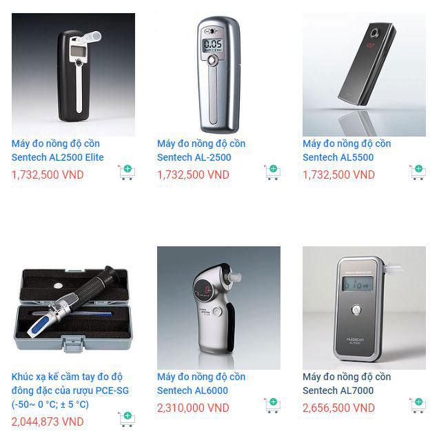 Dân tình đua nhau tìm mua máy đo nồng độ cồn cầm tay, nhưng hãy cẩn thận với các thiết bị siêu rẻ này-3