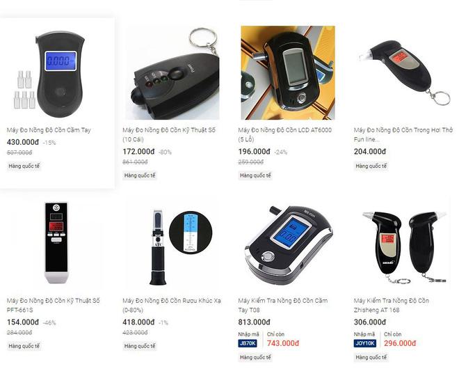 Dân tình đua nhau tìm mua máy đo nồng độ cồn cầm tay, nhưng hãy cẩn thận với các thiết bị siêu rẻ này-4