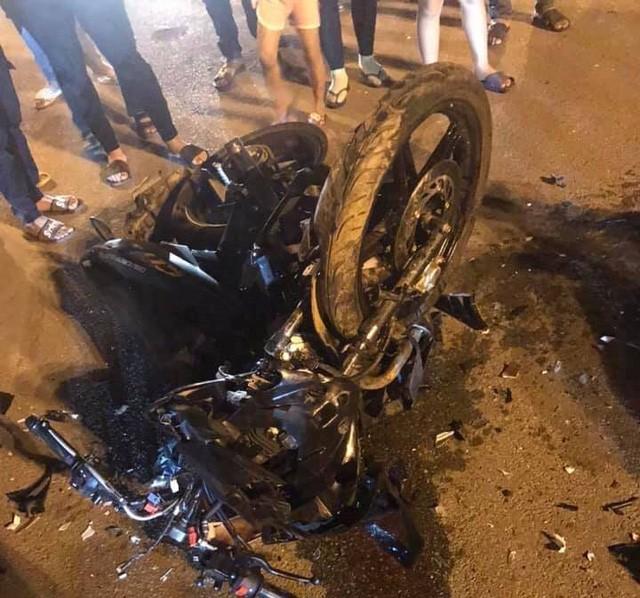 Vĩnh Phúc: 3 nam thanh niên tử vong sau vụ va chạm xe máy kinh hoàng-1