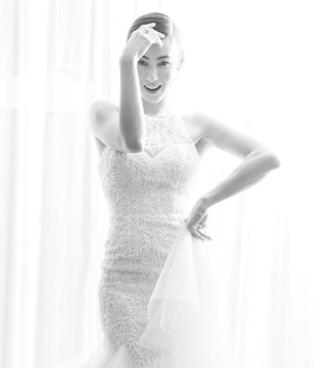 Trương Bá Chi lộ ảnh cưới, đang chuẩn bị tiến hành hôn lễ với bạn trai là diễn viên nổi tiếng?-3