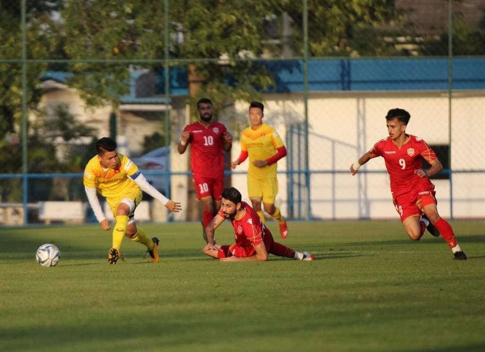 U23 Việt Nam thua trận tổng duyệt: Thầy Park nên... vui!-2