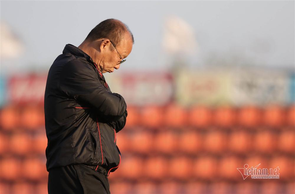 U23 Việt Nam thua trận tổng duyệt: Thầy Park nên... vui!-3