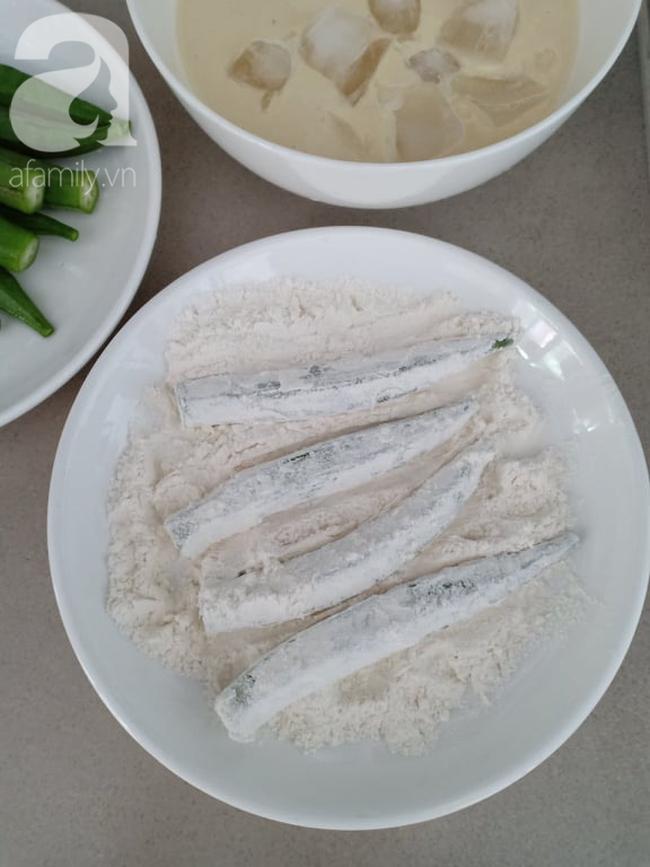 Học người Nhật làm tempura đậu bắp: Tưởng không ngon mà ngon không tưởng!-4
