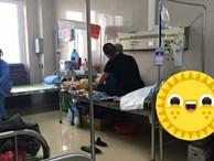 Nam thanh niên chăm bố trong bệnh viện và hành động của anh khiến nhiều người trầm trồ
