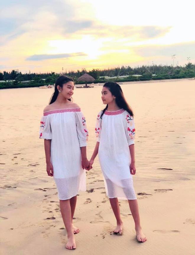2 công chúa nhà Quyền Linh: Cô chị ra dáng Hoa hậu, cô em cũng cao lớn vượt trội chuẩn mỹ nhân Vbiz tương lai-6