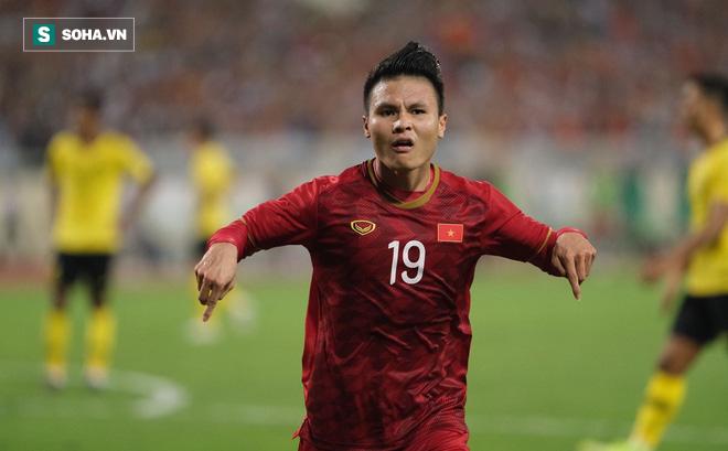"""Quang Hải vượt qua Messi Thái"""", nhận vinh dự lớn trước thềm giải U23 châu Á-1"""