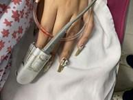 Mẹ bầu 6 tuần nghi sảy thai do sơn móng tay, bác sĩ cảnh báo chị em cẩn trọng