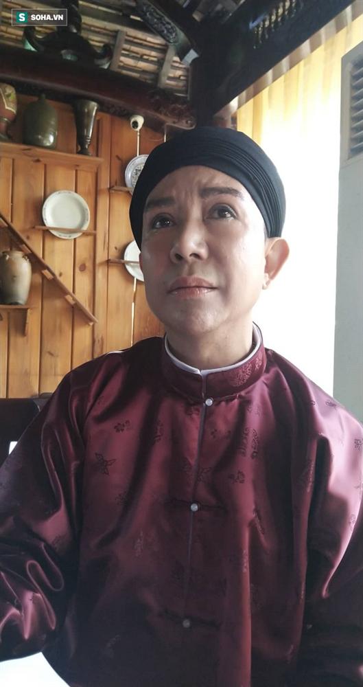 Long Nhật khóc nức nở kể về điềm báo NSƯT Chánh Tín qua đời-2