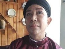 Long Nhật khóc nức nở kể về điềm báo NSƯT Chánh Tín qua đời