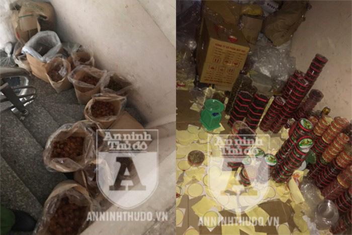 Đột kích cơ sở chế biến ô mai trong… nhà vệ sinh để tung ra thị trường bán dịp Tết-3