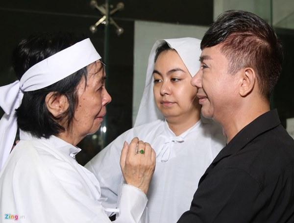 Vợ cố nghệ sĩ Chánh Tín: Anh nói tim thắt lại, đau quá-2