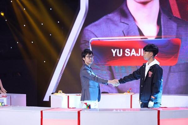Cậu bé Việt 14 tuổi đại thắng siêu rubik Nhật Bản 29 tuổi ở Siêu trí tuệ-3