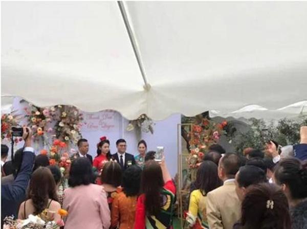 Đám cưới 54 tỷ ở Quảng Ninh: Lộ danh tính nhân vật chính, cô dâu có nhan sắc cực phẩm-3