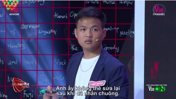 Siêu trí tuệ: Chàng trai Việt Nam khiến bậc thầy trí nhớ thế giới kinh ngạc, BGK Trung Quốc cảm thán không thể tưởng tượng nổi-8