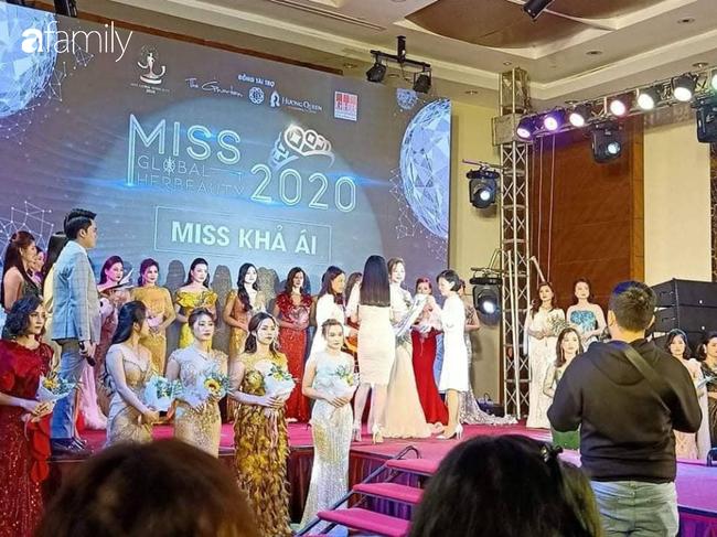 Nữ doanh nhân liên quan đến lô hàng 11 tỷ đồng không rõ nguồn gốc tổ chức cuộc thi hoa hậu chui-1