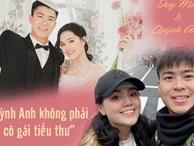 Mẹ trung vệ Duy Mạnh: 'Ai nói Quỳnh Anh tiểu thư ở đâu chứ về nhà giản dị và ngoan hiền lắm'