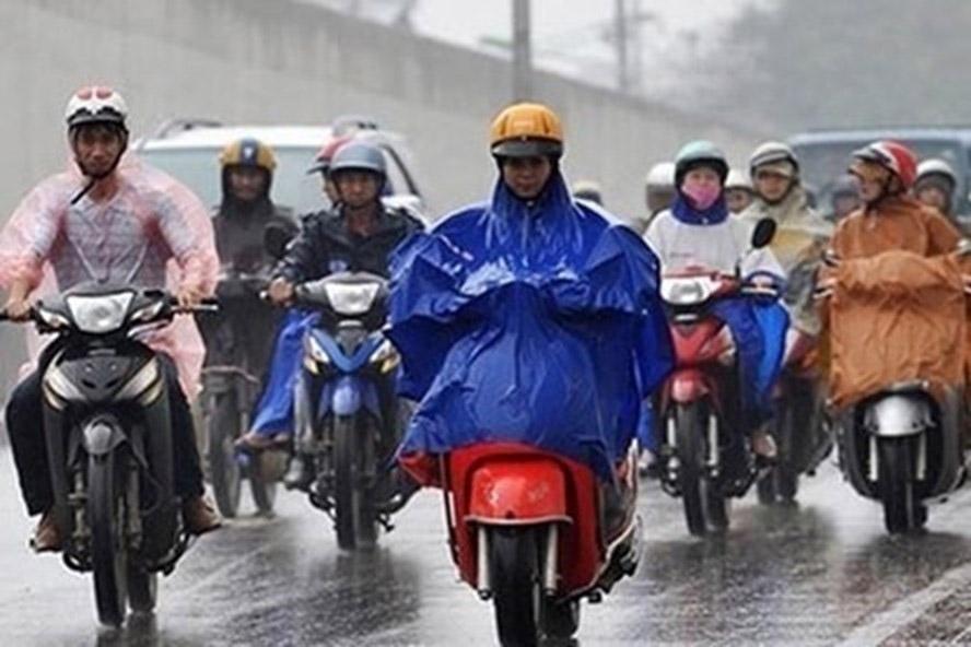 Dự báo thời tiết 6.1: Đầu tuần miền Bắc lại mưa phùn dầm dề, trời lạnh-1