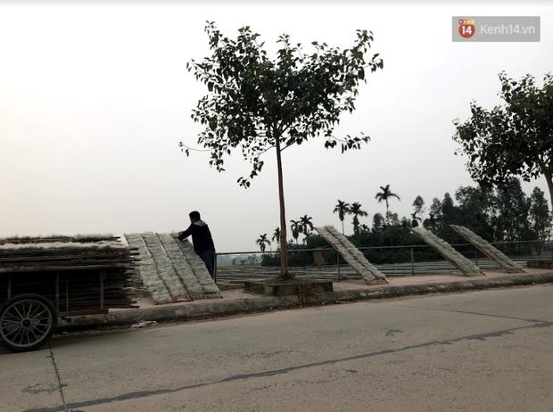 Kinh hãi quy trình làm miến bẩn phục vụ Tết Canh Tý ở làng nghề ven đô Hà Nội-10