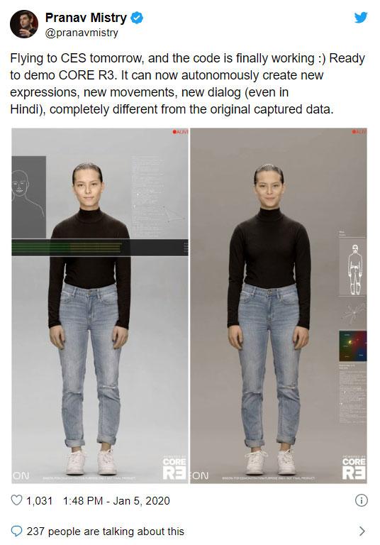 Dự án Người nhân tạo của Samsung có thật và chúng chân thực ngoài sức tưởng tượng-2