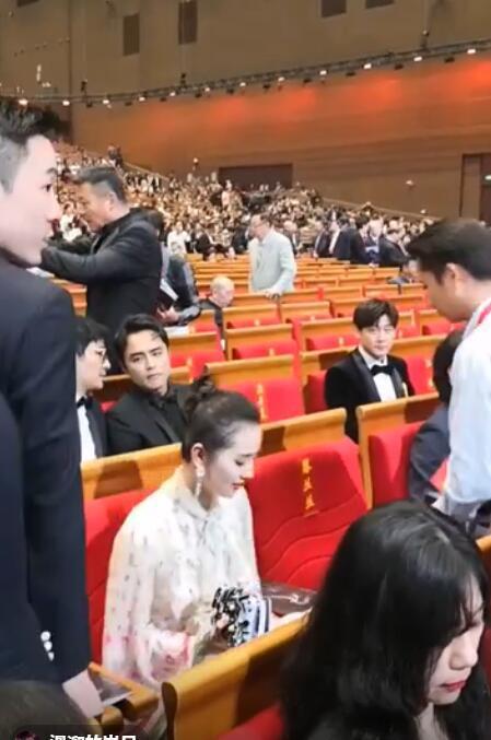 Minh Đạo 39 tuổi không có vợ con, Lưu Thi Thi nhìn thấy bạn trai cũ thì xấu hổ đến mức ngồi nhầm chỗ-3