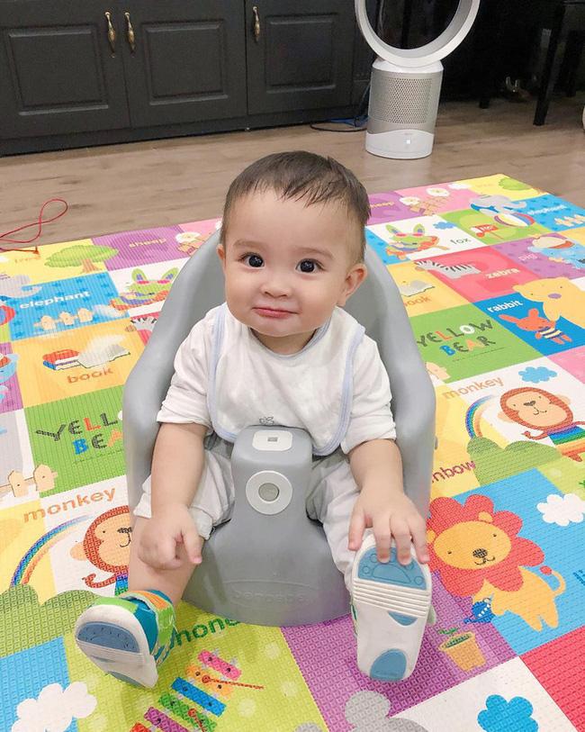 Đi họp phụ huynh cho Sữa chủ tịch, Hằng Túi tự hào khoe cậu bé 2 tuổi biết hát, biết đếm nhưng cạn lời trước năng khiếu đặc biệt này-2