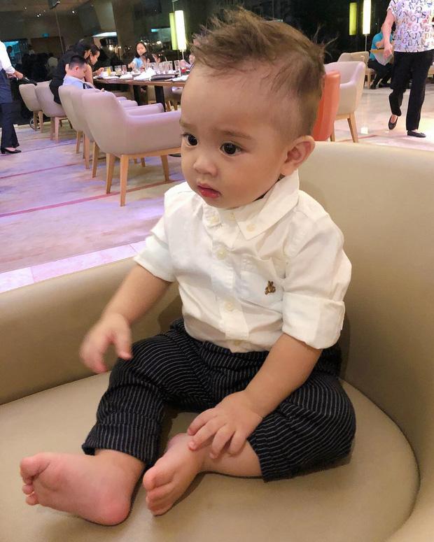 Đi họp phụ huynh cho Sữa chủ tịch, Hằng Túi tự hào khoe cậu bé 2 tuổi biết hát, biết đếm nhưng cạn lời trước năng khiếu đặc biệt này-8
